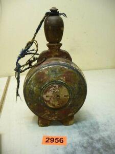 2956. Alte Holzflasche Holz Wasserflasche Flasche