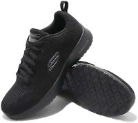Mens Skechers AIR Dynamight Casual Memory Foam Walking Gym Trainers Shoes Size