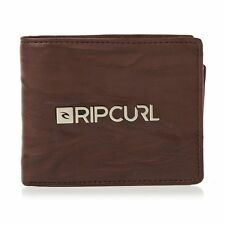 RIP CURL The Search wallet, Genuine leather Brown Brand new in box