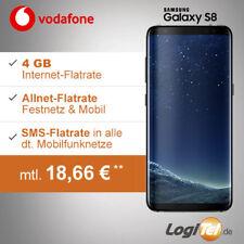 Samsung Galaxy S8 Handy mit Vodafone 4GB Vertrag Allnet-Flat effektiv 18,66€mtl.