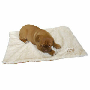 ROSEWOOD NATURAL NIPPERS SUPER SOFT SMALL DOG PUPPY BLANKET COMFORT SLEEP