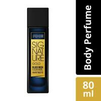 AXE Signature Gold Black Musk and Cedar Wood Perfume, 80ml ORIGINAL FS