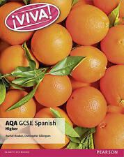 Viva! AQA GCSE Spanish Higher Student Book by Rachel Hawkes, Christopher Lillington (Paperback, 2016)
