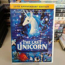 The Last Unicorn Jeff Bridges 60% OFF 4+ DVD $2 Each