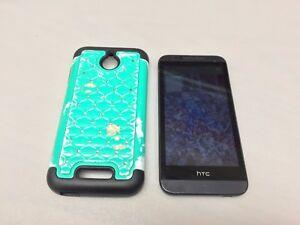 HTC DESIRE 520 OPCV220 BLACK CRICKET SMARTPHONE (READ BELOW PLEASE) (FOR PARTS)