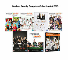 Modern Family Complete Collection 1-7 DVD All Seasons 1 2 3 4 5 6 7 UK R2 NEW