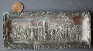 1930-40s Era Niagara Falls New York Shredded Wheat cereal metal tray or ashtray!