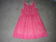 Free People Women's Dress Size 6 Coral