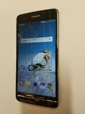 Unlocked MetroPCS LG Aristo MS210 16GB Blue Smartphone Cellphone Gsm Cell Phone