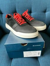 Cole Haan x Hasan Minhaj GrandPro Rally Sneaker Black/ Molten Lava SOLD OUT 10.5