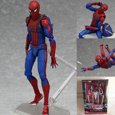 Marvel The Avengers Spider-Man Action Figure Figma199 Collection Toy New in Box