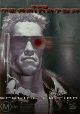 THE TERMINATOR - SPECIAL EDITION 2 DISC SET ARNOLD SCHWARZENEGGER DVD Region 4