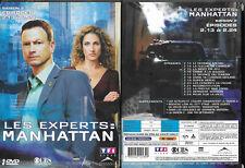 LES EXPERTS : MANHATTAN - SAISON 2 EPISODES 13 à 24 (COFFRET 3 DVD ) GARY SINISE