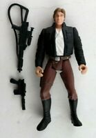 Star Wars 1997 Han Solo Bespin Gear Power of the Force Action Figure POTF 2