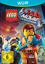 The LEGO Movie Videogame (Nintendo Wii U, 2014, DVD-Box)