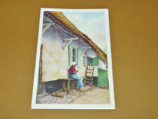 PHOTO CHOCOLAT COTE D'OR 1946 FOLKLORE BELGIQUE N°139 VALLEE PEDE PEDEVALLEI