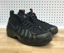 2cd199e9b24 Mens Nike Air Foamposite Pro 624041-304 Sequoia Green Black Orange New Size  11