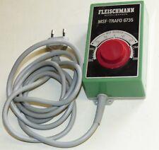 Fleischmann 6735 MSF-Trasformatore, dispositivo di guida, Trasformatore