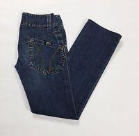 Miss sixty W28 tg 42 jeans donna blu slim skinny usati blu pants vintage T1933