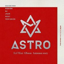 Astro - Autumn Story: A Version Red [New CD] Asia - Import