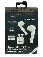 Volkano True Wireless Bluetooth Stereo Headphones w/ Charging Case