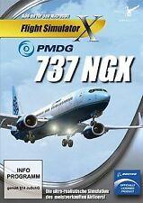 Flight Simulator X - PMDG 737 NGX von Rough Trade Softwa...   Game   Zustand gut