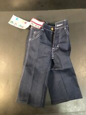 Vintage Little By Little Kids Pants Size 12m  Waist 21 1/2