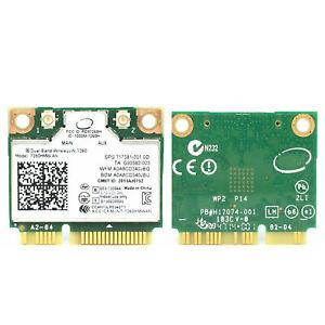 INTEL 7260-AN DUAL BAND WIRELESS AC MINI-CARD 7260HMW-AN WIFI + BT 4.0 COMBO