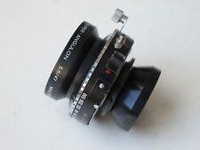 "Schneider-KREUZNACH 47mm f:5.6 Super Angulon Multicoating lens, NICE ""LQQK"""