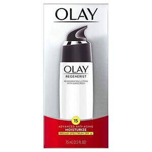 Olay Regenerist Advanced Anti-Aging Moisturize SPF 15 2.5 oz