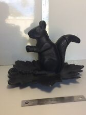 Vintage Aluminum Squirrel Collectible Nut Cracker