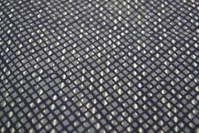 Japanese Cotton Fabric Blue with Grey Design 1574