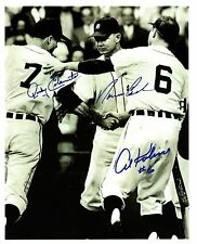 Rocky Colavito, Norm Cash, & Al Kaline-Detroit Tigers Home Run Hitters - WOW!!!!