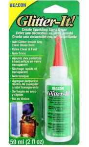 Beacon Adhesives - Glitter-It Glue - 59ml Tube