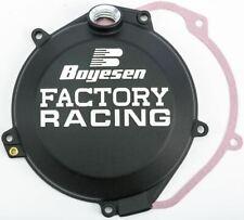 Boyesen Fabrik Racing Kupplung Abdeckung Schwarz KTM 350 Exc-F 2017-2019 CC-44CB
