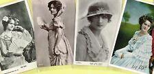 ☆ EDWARDIAN THEATRE ACTRESS - LILY ELSIE ☆ 1900s Postcards LIST 13