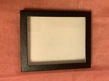 "Small Display Case ""Riker� Type Case Jewelry Arrowhead Knife Display Glass Case"