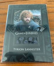 Game of Thrones Series 8 Tyrion Lannister Relic Card VR13 MINT