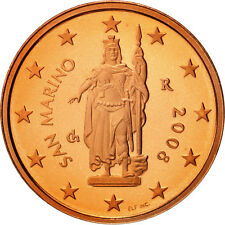 [#416543] San Marino, 2 Euro Cent, 2008, FDC, Copper Plated Steel, KM:441