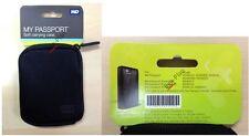 Western Digital WD My Passport Soft Carrying Case in schwarz