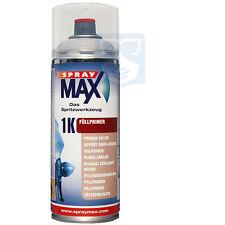 Füllprimer Spraydose schwarz Spraymax 1K Primer Sprühdose Füller Grundierung