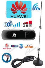 OFFERTA! Chiavetta 3G Internet HUAWEI 3G Hsdpa e Antenna Esterna con Cavo 5MT