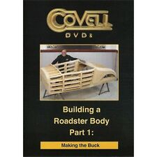 Building a Roadster Body - Part 1: Making the Buck (DVD)/Metalwork/Body Work