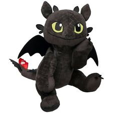 """How To Train Your Dragon 2 New Build A Bear Toothless 17"""" Dragon NEW"""