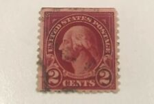 George Washington - 2 cent stamp. Very Rare #249