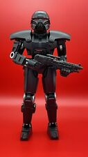 Deluxe DarkTrooper Mandalorian Custom Figure Star Wars Black Series 1/12 Scale