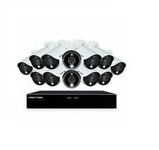 Night Owl CCTV Video Home Security Camera System W/ 12 Wired 5MP 12 Cameras *NEW