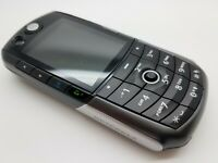 VGC (Unlocked Including Three) Motorola E1000 Black Mobile Phone