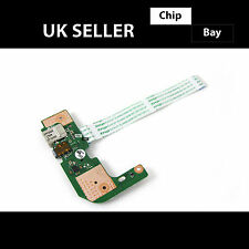 Genuine ASUS X555L Laptop X555LD IO USB AUDIO CARD READER BOARD 69N0R7B10B06-01