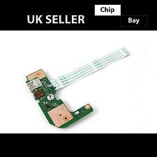 Genuine ASUS Ordinateur portable X555L X555LD IO Audio USB Lecteur de Carte Board 69N0R7B10B06-01